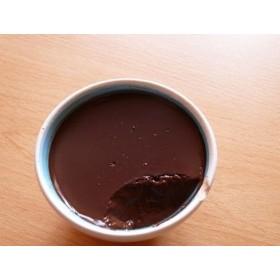 Gelatina de cacao sin azúcar