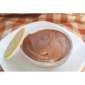 Crema de cacao para untar...